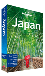Japan rejseguide fra Lonely Planet